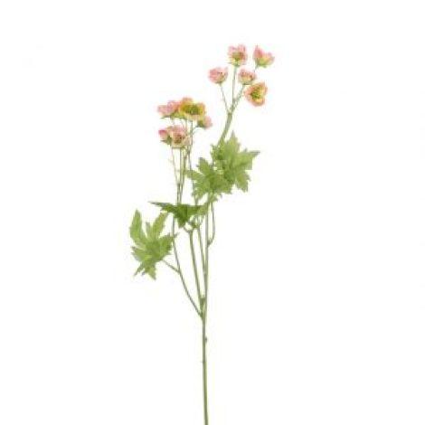 Meadow Artificial Stem - Pink