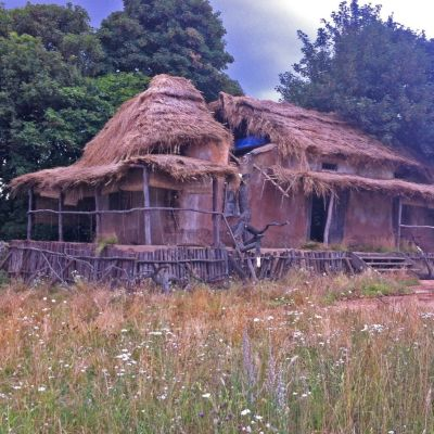 Thatched Film and TV Sets
