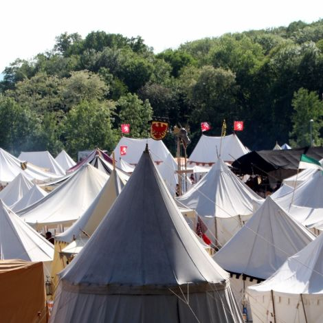 Period Tents & Medieval Pavilions