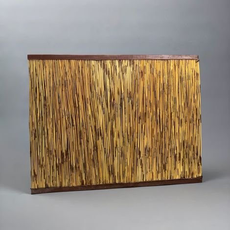 "Cape Reed Natural Finish Deco Panel,31"" x 24 "" x 1"" (785 mm x 600 mm x 25 mm)"
