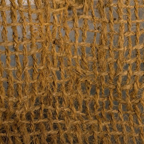 Coir Matting Roll, 2 m x 25 m long, great for camouflage