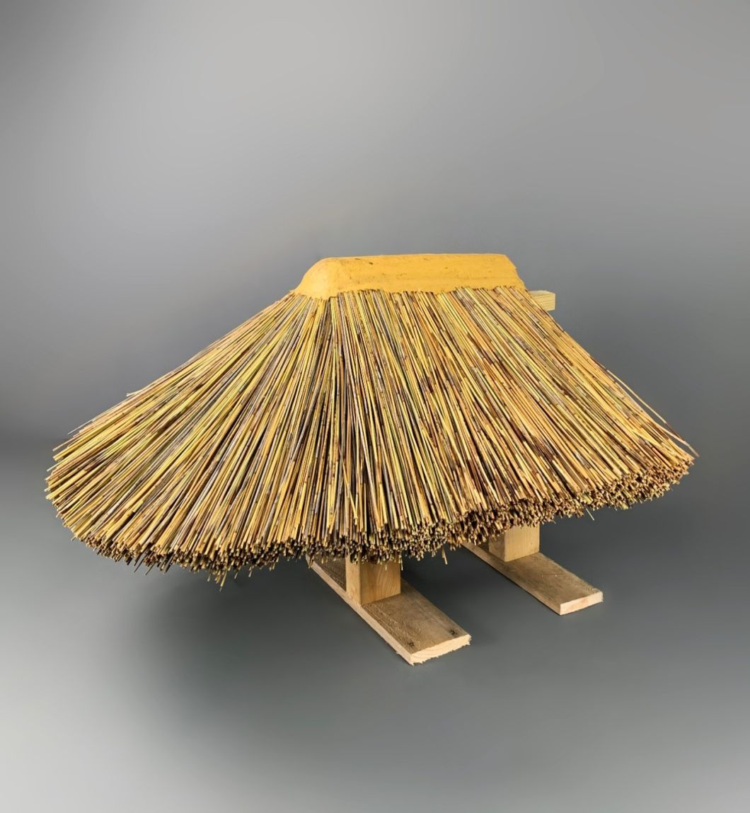 Thatch tiles - www.BrandonThathers.co.uk