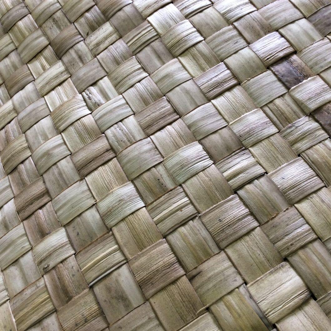 Rush mat - www.BrandonThathers.co.uk
