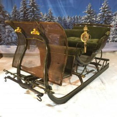 Genuine Antique Alpine Sleigh RENTAL ONLY
