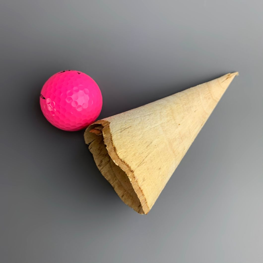 Confetti Cone - www.BrandonThatchers.co.uk