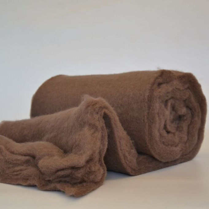 Extra Thick Brown Felt Roll.jpg