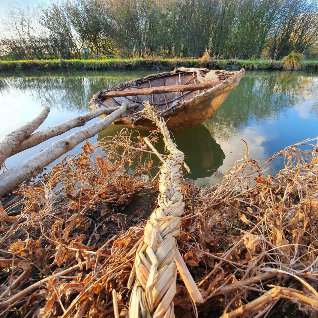 River settlement