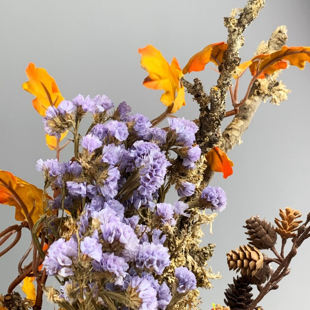 Statice Lilac Bunch Dried Flowers
