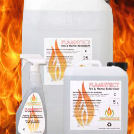Fire Retardant - Indoor use