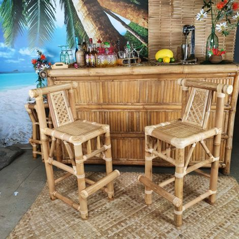 Bamboo Chair approx. 1.1m high