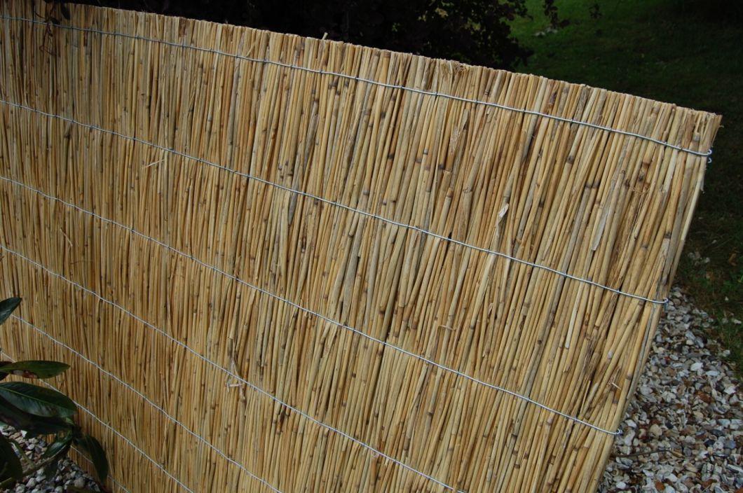 Water Reed Panels - www.brandonthatchers.co.uk