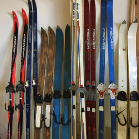 Classic & Cross Country Skis RENTAL ONLY