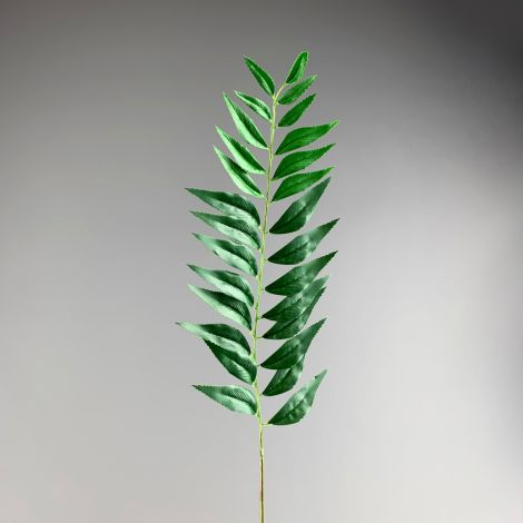 Mahonia Leaf 80 cm artificial foliage on a posable wired stem
