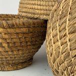 Rental Straw baskets x 7