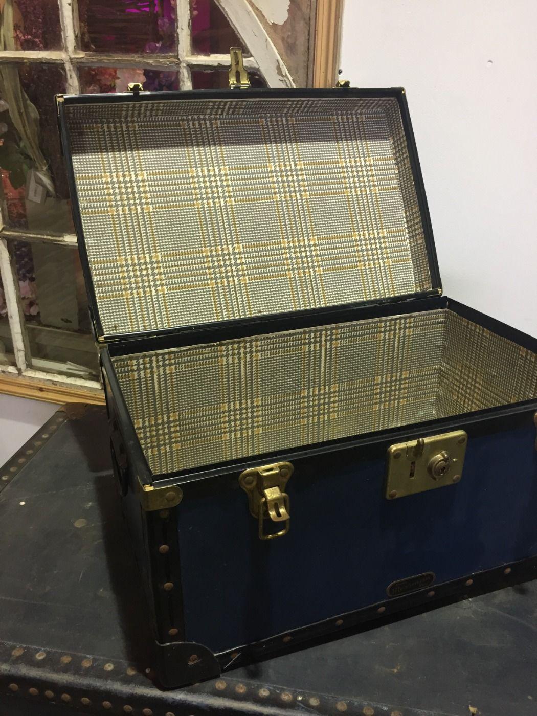 Steamer chest - www.Brandonthatchers.co.uk