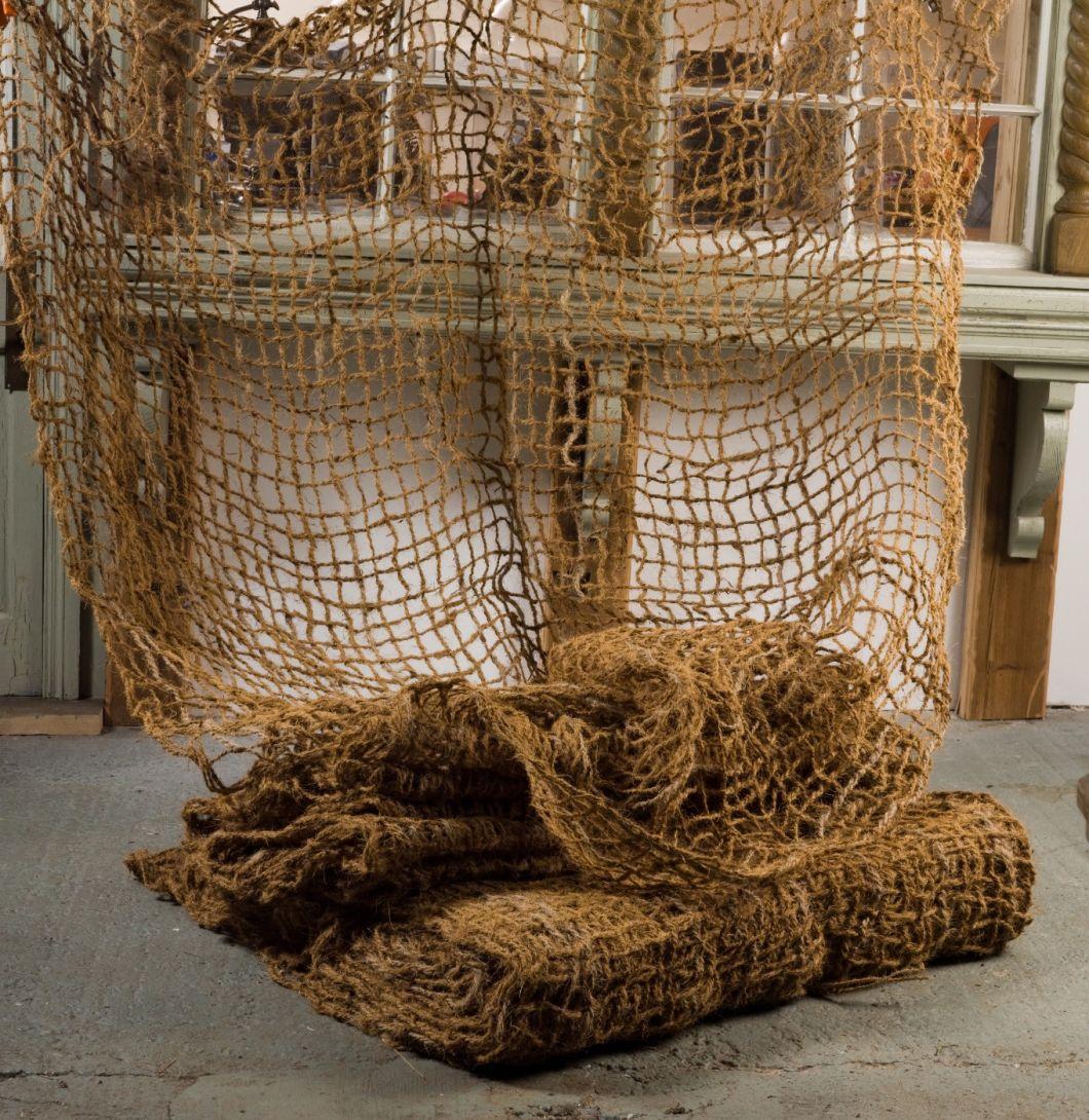 Coir Netting Roll - www.BrandonThatchers.co.uk