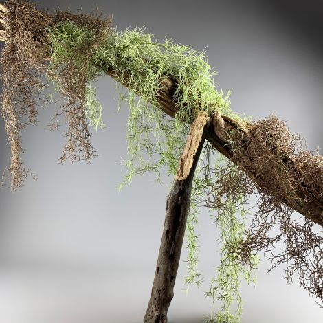 Spanish Moss, 1.5m long trailing artificial foliage