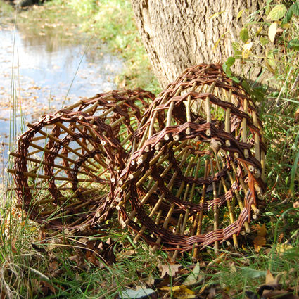 Fish Traps – www.BrandonThatchers.co.uk