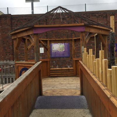 Thatching for Theme Parks and Attractions