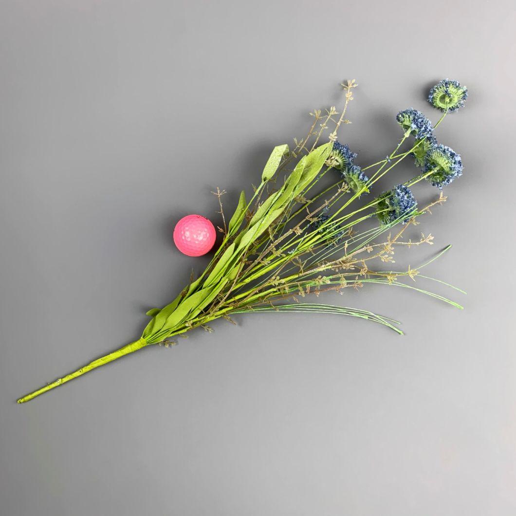 Wildflower, Cornflower, Blue, 53cm tall - www.BrandonThatchers.co.uk