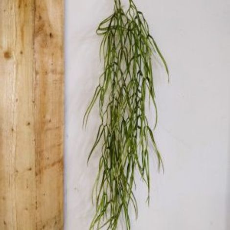 Weeping Willow Hanging Foliage, 100cm long, poseable wired stem