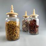 Apothecary Jars3 www.brandonthatchers.co.uk